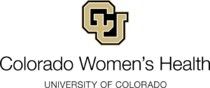 Colorado Womens Health | University of Colorado logo