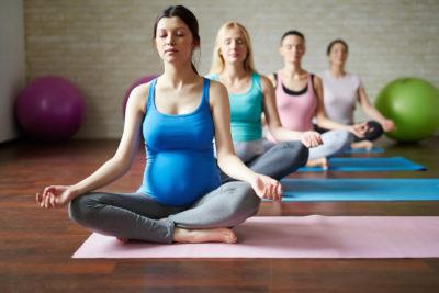 mindfulness in pregnancy | CU Rocky Mountain OB-GYN