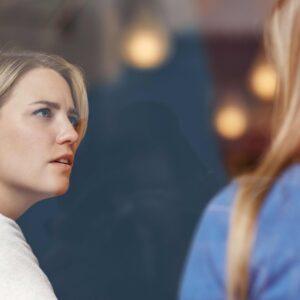 Woman Learning About Coronavirus from Friend | Rocky Mountain OB-GYN | Denver, CO